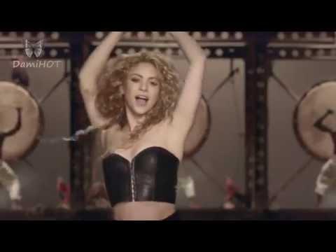 ▶ Shakira   Dare La La La Brazil world...