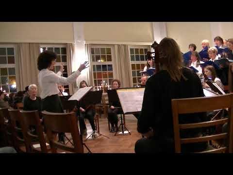 Brich an du schönes Morgenlicht von Johann Sebastian Bach