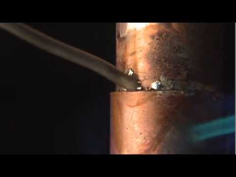 How To Connect Copper Pipes And Filling You
