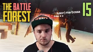 LUSORS MACHEN ALLES KAPUTT !!! ★ THE FOREST BATTLE #15 | The Forest Multiplayer | LPmitKev