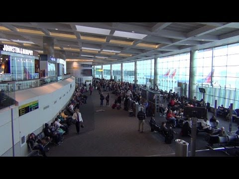 A Video Tour Of BWI Airport, Concourses A, B, And C (Part 2)