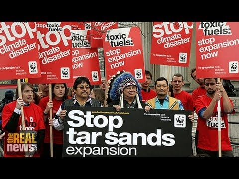 Preliminary Deal Reached for New Major Tar Sands Pipeline in Western Canada