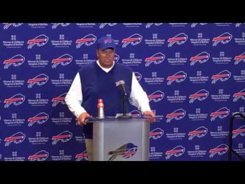 Bills vs. Cardinals Rex Ryan post game 9/25/16