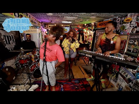 "TANK AND THE BANGAS - ""You So Dumb"" (Live at High Sierra Music Festival 2017) #JAMINTHEVAN"
