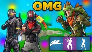 NUEVA PIEL REX + PICK SQUEAK (TOY) Fortnite Daily Best Moments (Fortnite Battle Royale Funny Moments)