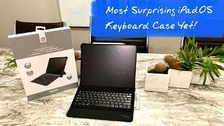 Most Surprising iPad Pro, iPadOS KeyBoard Case Yet | Tasto Folio Keyboard Case