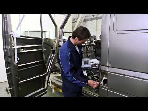 Качество и надёжность: производство Sprinter Classic в Нижнем Новогороде