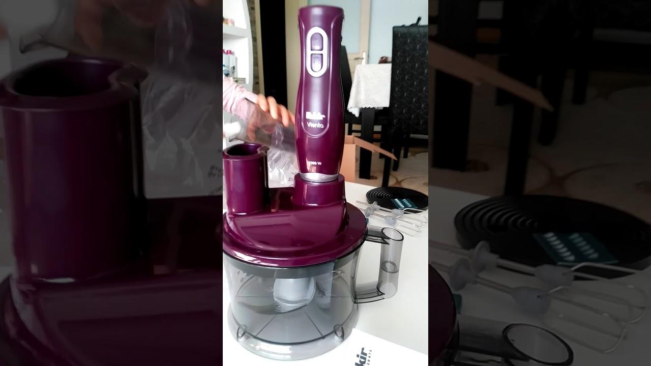 fakir vienta 1500 watt blender set bim market urunu