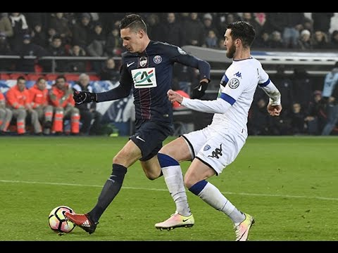 Coupe de France, 32es de finale : Paris-SG - Bastia (7-0)