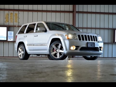 2010 Jeep Grand Cherokee SRT8 Review