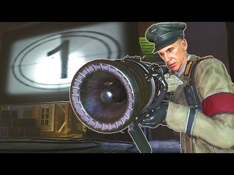 Casual Kino Solo Strategy! BO3 Zombies Chronicles Call of Duty Black Ops 3 DLC5 Gameplay
