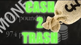 TRASH 2 CASH - Roblox TNF