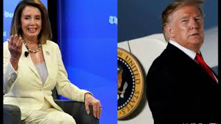 Trump Is 'Engaged In A Cover Up', Warns Pelosi; The Don Responds In Classic Fashion