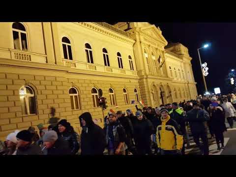 Győr against the gov