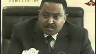 Full Press Conference Ethiopian Federal Police Commission Commissioner Ato Workeneh Gebeyehu discussing the current Et