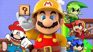 Super Mario Maker: A Look at Nintendo