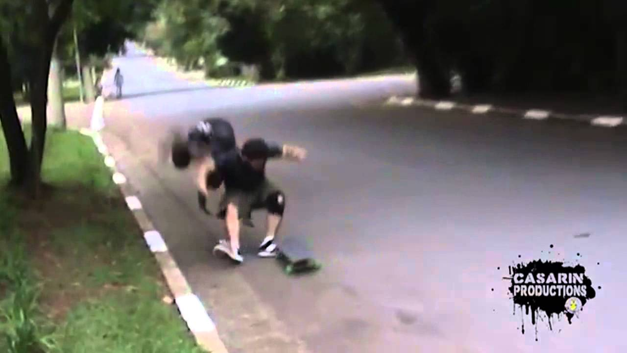 4 Worst Longboard Crashes Ive Ever Seen