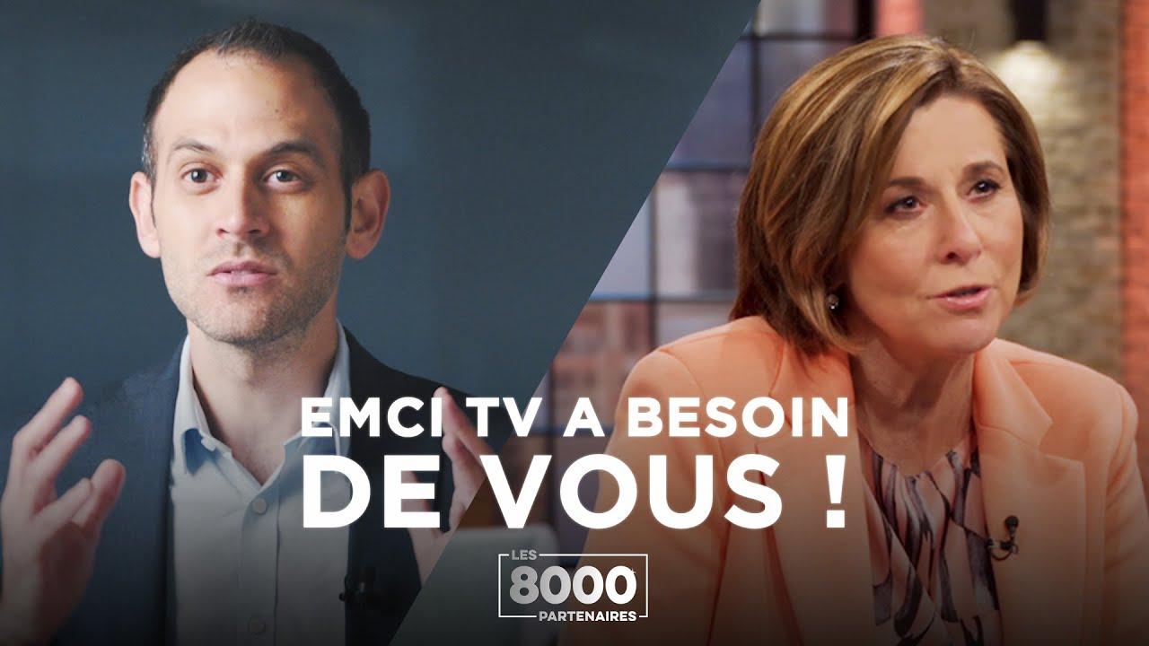 Les 8000 partenaires qui feront entrer EMCI TV dans une nouvelle saison