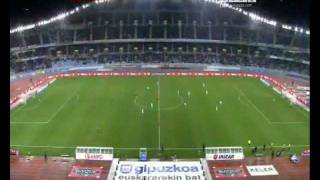 Real Sociedad 2-0 Mallorca (Errege Kopa) 5-1-2012