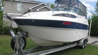 [UNAVAILABLE] Used 2007 Bayliner 245 Cruiser in Norfolk, Virginia