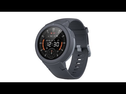 Xiaomi Huami Amazfit Verge Lite Smartwatch review: powerful functions and UE friendly