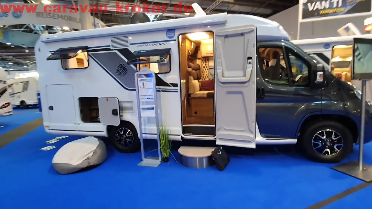 Knaus Van Ti 650 MEG Vansation 2021 Modell