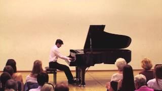 Scarlatti Sonata b minor L.449 K.27