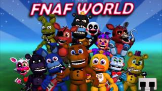 Download Lagu FNaF World OST - Battle [Glitch World] Theme Inverse (Extended) mp3