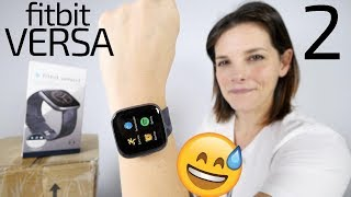 Fitbit Versa 2 con ALEXA -¿EXTINCION o EVOLUCION?