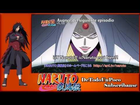 Naruto Shippuden 426 sub español