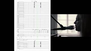 LYLIT - Shout to be still | orchestra arrangement
