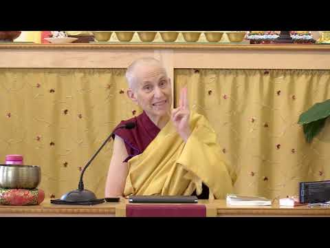 35 Engaging in the Bodhisattva's Deeds: How the Afflictions Deceive Us 02-11-21