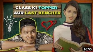 Class ki topper vs last bencher - Amit Bhadana | Amit Bhadana comedy | Amit Bhadana New video