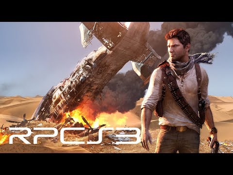 RPCS3 shows off Uncharted 3 and The Last of Us running in