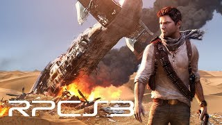 RPCS3 - Major Improvements in Uncharted 3, The Last of Us, Resistance 1, Yakuza & more!