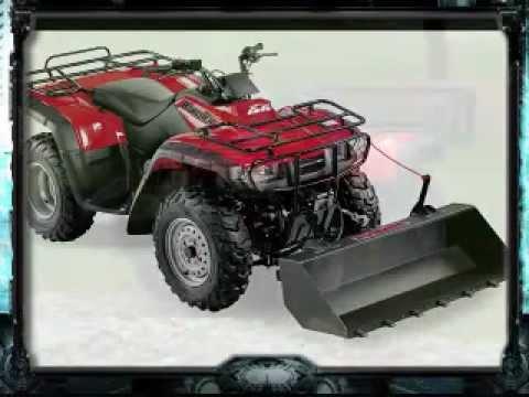 dump bucket swisher quad atv utv youtube Swisher Snow Plows for UTV dump bucket swisher quad atv utv