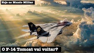 O F-14 Tomcat vai voltar?