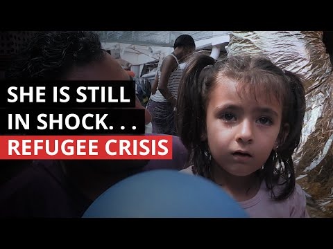 SYRIA CONFLICT | Syrian Refugees Smuggled out of Libya