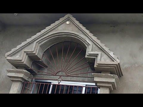35 X 35 Feet House Front Elevation With Amazing Window Design Nirala Construction Youtube
