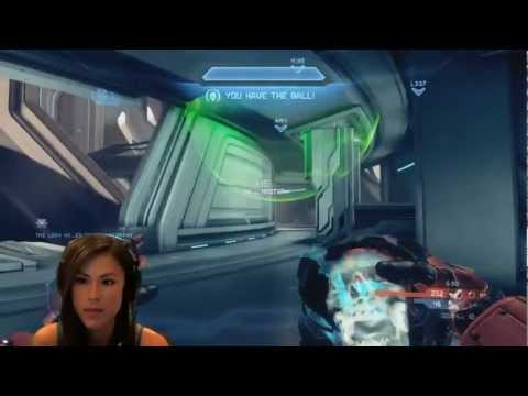 HALO 4 - Lucy Mae's First Time Playing Oddball from YouTube · Duration:  5 minutes 27 seconds