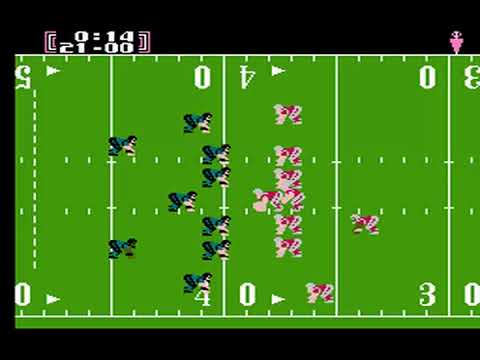 Tecmo Bowl 1959: Chicago Bears Season Week 2 vs San Fransico 49ers