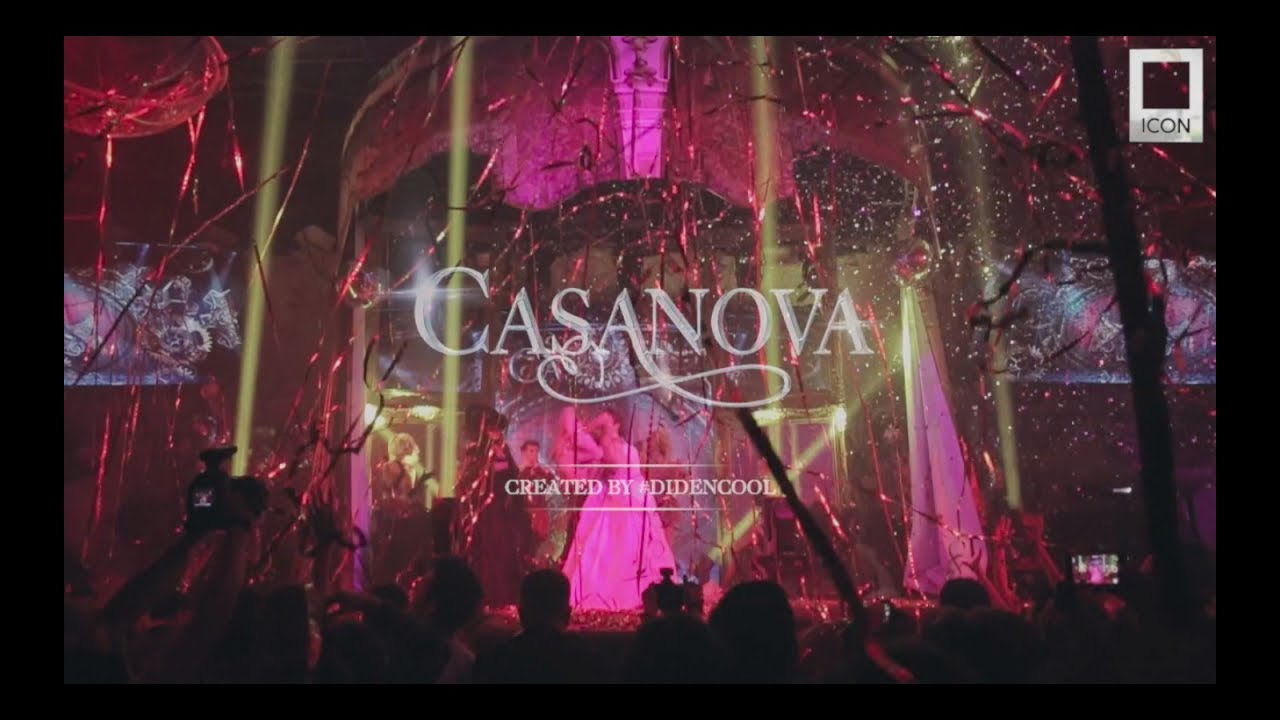 Видеоотчет - Casanova Ballet