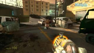 Half-Life 2- Episode 1 - Exit 17 - 1