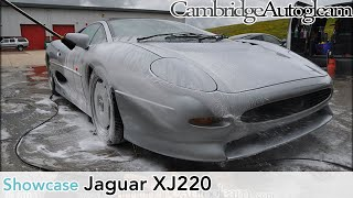 Jaguar XJ220 - Full Correction Detail by Cambridge Autogleam