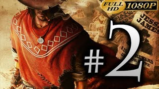 Call Of Juarez Gunslinger - Walkthrough Part 2 [1080p HD] - No Commentary