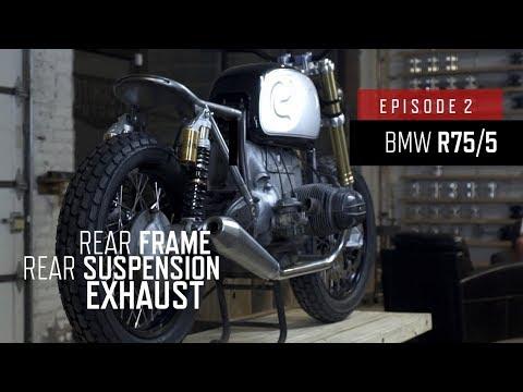 Cognito Moto: R75/5 Build Episode 2