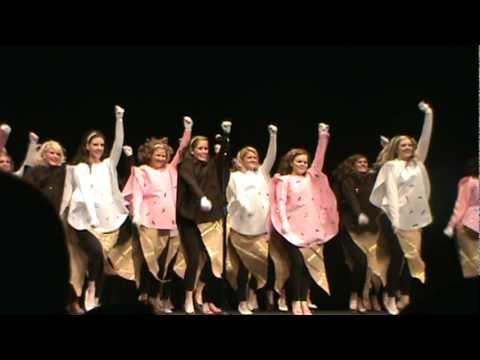 UNA ZETA TAU ALPHA Step Sing 2011