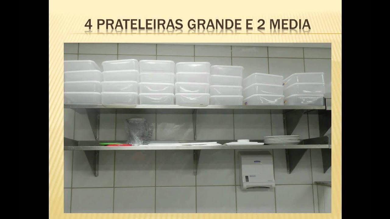 Custo Para Montar Uma Cozinha Industrial Cozinha Franco
