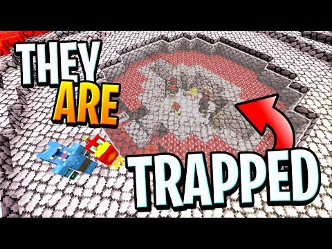We Trapped The Innocents and EXPLODED THEM !!!
