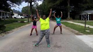 ying yang twins half time dance